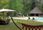 Location vacances Chaumont-sur-Tharonne - Gîtes Le Mousseau-2