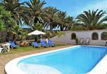 Location vacances Buenavista del Norte - Holiday Home Castillo Golf I-1