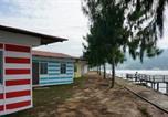 Location vacances Pangkor - Rockbund Fishing Chalet-4