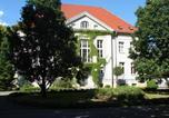 Hôtel Neuzelle - Hotel Märkisches Gutshaus-3