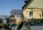 Camping 4 étoiles Saint-Aubin-sur-Mer - Camping Bois et Marais-4