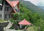 Location vacances Manali - Zion Cottage-1