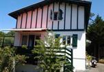 Location vacances Arbonne - Villa Appartement La Contresta-4