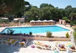 Camping avec Ambiance club Toulon - Parc Saint James Montana-3