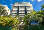 Location vacances Cairns - Cairns Luxury Waterfront Apartment-4