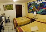 Hôtel Bacalar - Hotelito La Ceiba-4