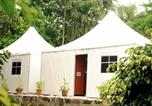 Location vacances Kushalnagar - A luxurious tent, perfect for 3 by Guesthouser-1