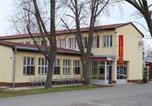 Hôtel Палић - Aleksander A Inn-1