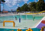Camping avec Piscine Biscarrosse - Camping Pipiou-1