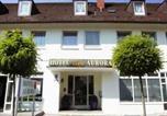 Hôtel Puchheim - Hotel Aurora garni-1