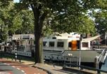 Location vacances Oegstgeest - Hotelboot Orca Leiden-1