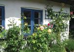 Location vacances Borre - Two-Bedroom Holiday home Stege with a Fireplace 02-4