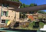 Location vacances Bertignat - Le Moulin du Cros-2
