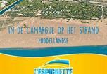 Camping Bord de mer du Grau du Roi - Camping de l'Espiguette-1
