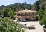 Location vacances Casas de Lázaro - Hostal Sierra del Agua-2