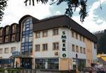 Hôtel Liptovský Ján - Hotel Smrek-1