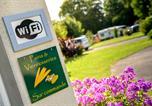 Camping avec WIFI Saint-Léonard - Camping Les Garennes de la Mer-1