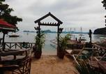 Villages vacances El Nido - Talindak Beach Cottages-1