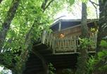 Location vacances Meauzac - Holiday home La Cabane De Roman-4