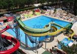 Camping Arvert - Immobilhome sur camping Bonne Anse
