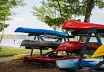 Villages vacances Rockport - Patten Pond Camping Resort Lakefront Cottage 11-3
