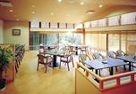 Hôtel Aizuwakamatsu - Kirakuya Inn-4