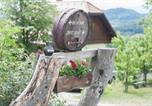 Location vacances Kumrovec - Country House Srček with Two Bedrooms and Vineyard View-3