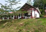 Location vacances Jerantut - Belebar Traveller Hill View-3