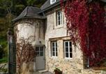 Location vacances Caumont - Loge du Chateau de Pouech-4