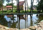 Location vacances Bechyně - Holiday Home Rychly-4