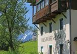 Location vacances Rußbach am Paß Gschütt - Appartementhaus Wehrenfennig-4