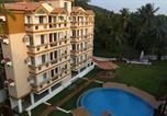 Hôtel Mapusa - Aqua Grandiosa Goa-1