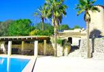 Location vacances Algaida - Holiday home Son Lleo-1