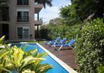 Location vacances Playa del Carmen - Via Tendenza Villas Apartment-1