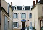 Hôtel Bouville - Citotel Hotel Saint Michel-2