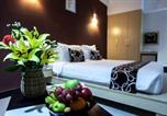 Hôtel Sihanoukville - Moon Julie Hotel-4
