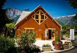 Camping avec Chèques vacances Le Bourg-d'Oisans - Sites Paysages A la Rencontre du Soleil-1