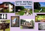 Location vacances Faverges-de-la-Tour - Gîte &quote;Le Grand Duc&quote;-1