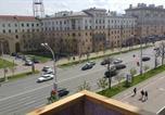 Hôtel Minsk - Andrew Loft Guest House-4