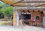 Location vacances Llubí - Llubi Villa 132-4