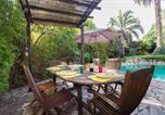 Location vacances Cagnes-sur-Mer - Villa De Caractère Entre Nice Et Cannes-2