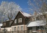 Location vacances Strážné - Horská chata Roubenka-4