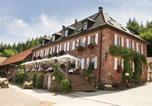 Hôtel Bad König - Landhotel der Schafhof Amorbach