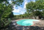 Location vacances Labeaume - Maison De Vacances - St Alban-Auriolles 2-3