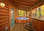 Location vacances Sevierville - A Mountain Paradise- Two-Bedroom Cabin-3
