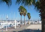 Location vacances Cavalaire-sur-Mer - Apartment Les Residences du Port Cavalaire-3