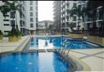 Location vacances Pasay - Fully Furnished Studio Apartment, One Palm Tree Villas, Newport Boulevard, Pasay City-1