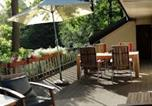 Location vacances Dochamps - Chalet Chaleur du Bois-1