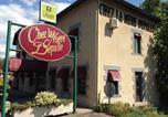 Hôtel Vollore-Ville - Chez la Mère Depalle-4