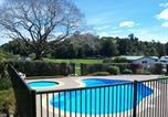 Villages vacances Otorohanga - Waitomo Top 10 Holiday Park-2